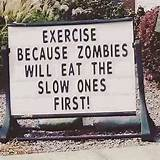Zombies and Fit...